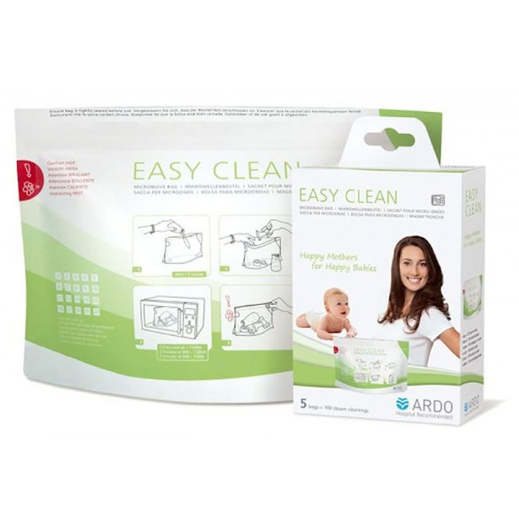 Ardo Easy Clean Microwave Bags
