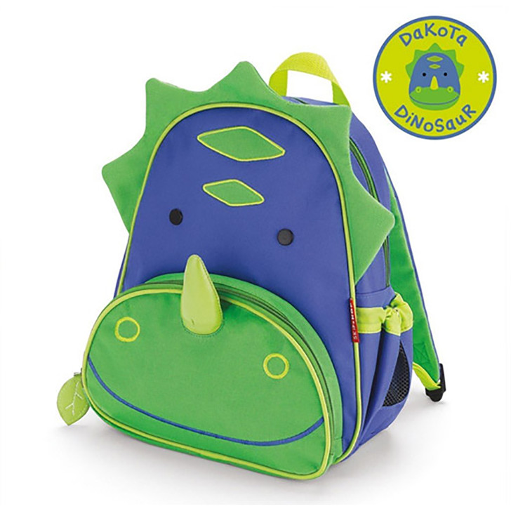 Skip*Hop Zoo Little Kid Backpacks- Dinosaur