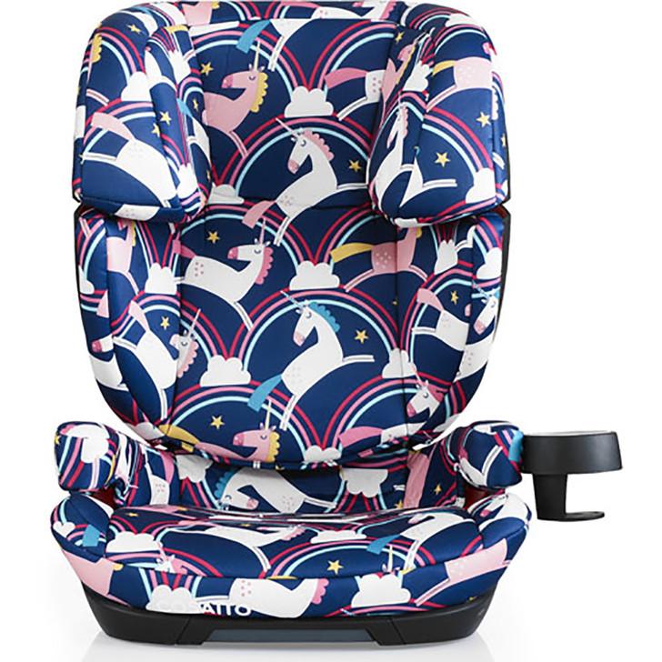 Cosatto Skippa Fix Group 2 3 Car Seat - Magic Unicorns