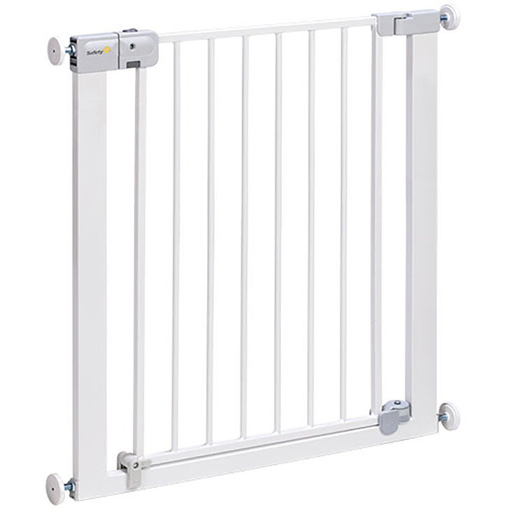 Safety 1st Auto Close Metal Gate - White