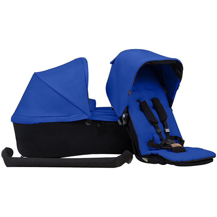 Mountain Buggy Family Pack for the Duet Single- Marine