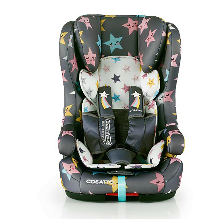 Cosatto Hubbub Isofix Car Seat - Happy Hush Stars
