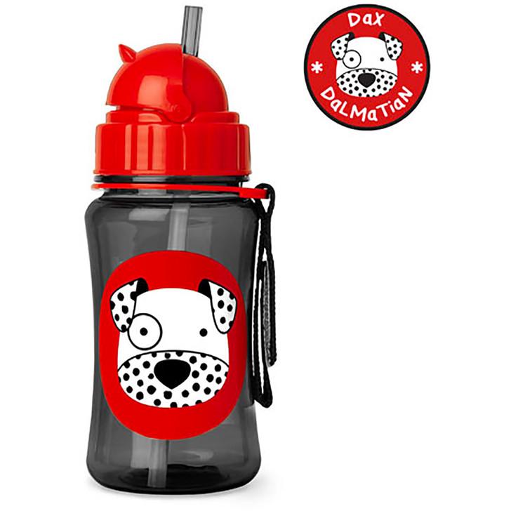 Skip*Hop Zoo Straw Bottles - Dalmatian