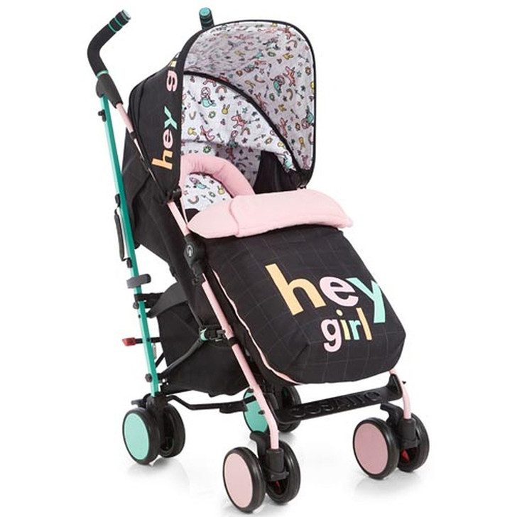 Cosatto Supa Stroller - Hey Girl