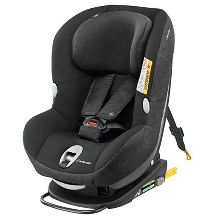 Maxi Cosi MiloFix Group 0+/1 Car Seat - Nomad Black