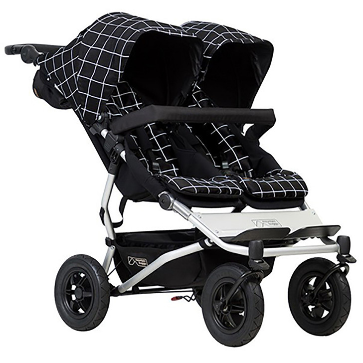 Mountain Buggy Duet  Grid - FREE Juno Carrier