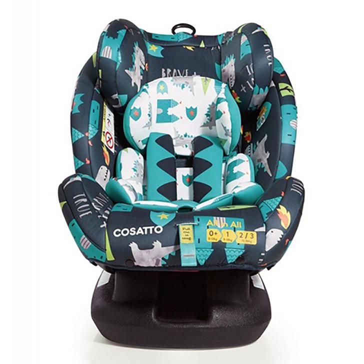 Cosatto All in All Car Seat- Dragon Kingdom