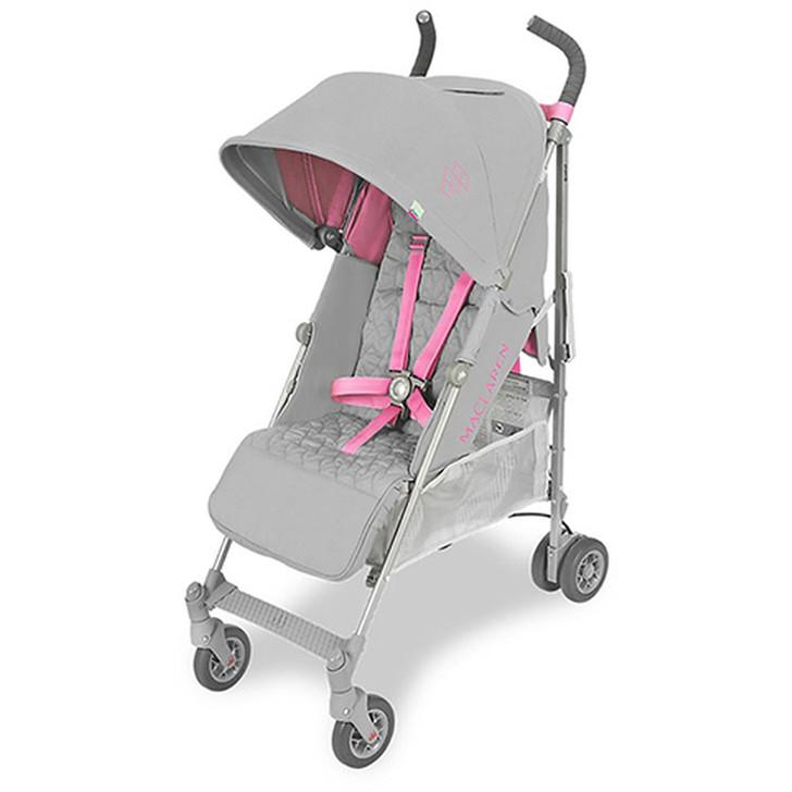 Maclaren Quest Stroller - Dove/Azalea