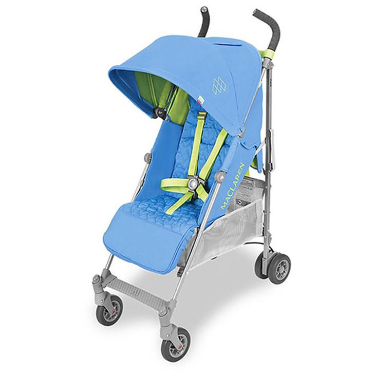 Maclaren Quest Stroller - Marina/Limeade