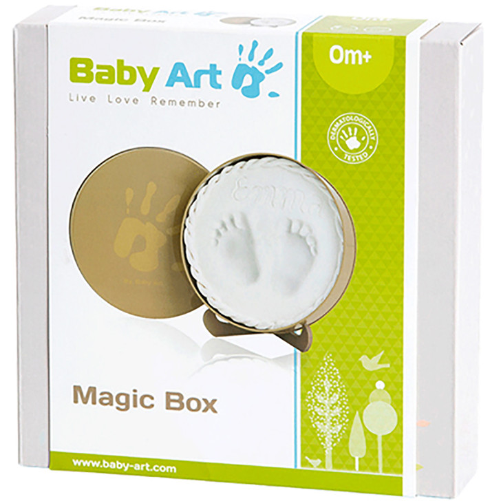 Baby Art Magic Box Precious Keepsake- Original