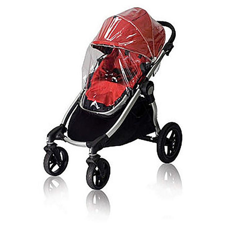 Baby Jogger City Select Pram/Seat - Raincover