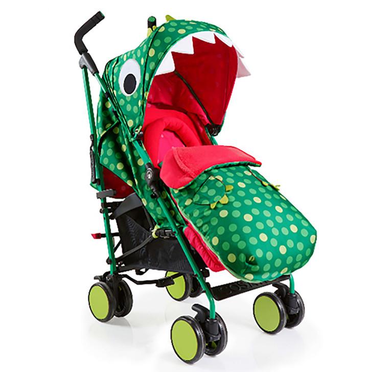 Cosatto Supa Stroller - Dino Mighty