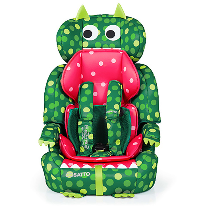 Cosatto Zoomi 123 Car Seat - Dino Mighty