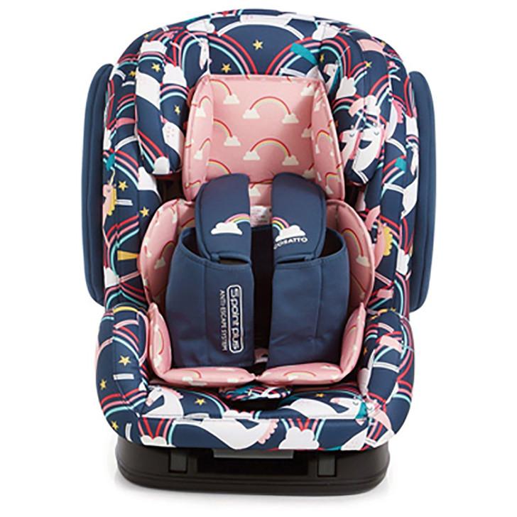 Cosatto Hug Isofix Group Car Seat - Magic Unicorns.
