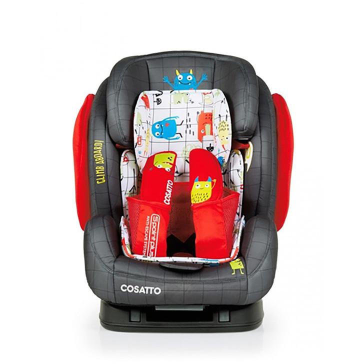 Cosatto Hug Isofix Group Car Seat - Monster Mob