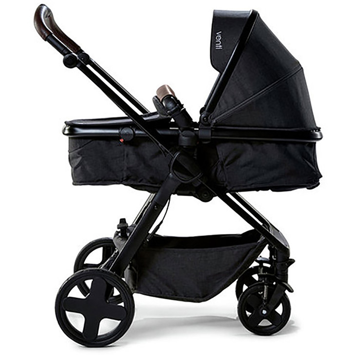 Baby Elegance Venti 2 In 1 Pushchair - Black