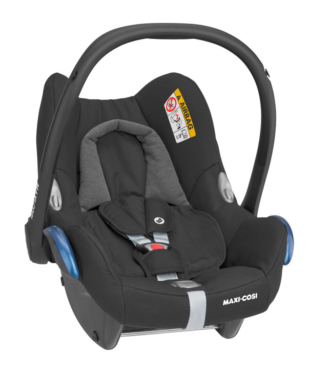 Maxi Cosi Cabriofix Infant Car Seat - Black