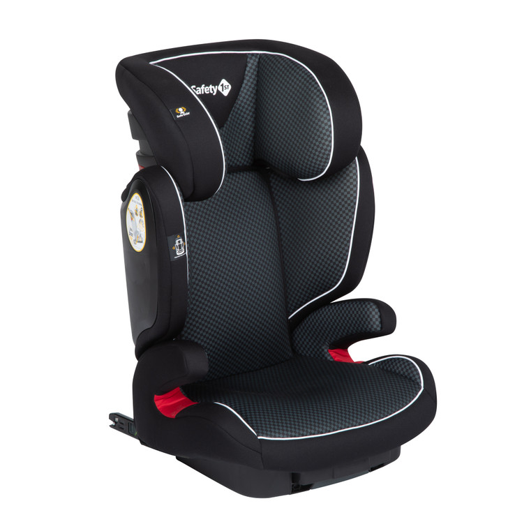 Safety 1st Roadfix Car Seat - Pixel Black