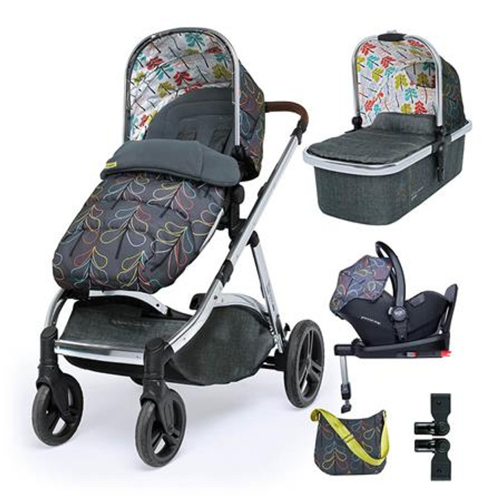 Cosatto Wow XL Travel System Package - Nordik