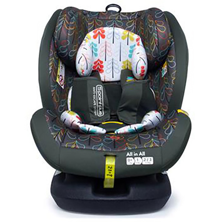 All in All Group 0+123 Car Seat Nordik