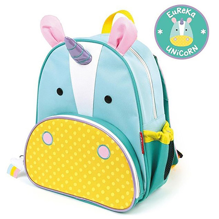 Skip*Hop Zoo Little Kid Backpacks- Unicorn