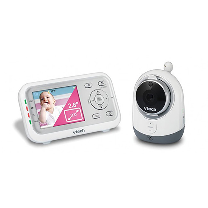"Vtech Safe & Sound 2.8"" Video Baby Monitor"