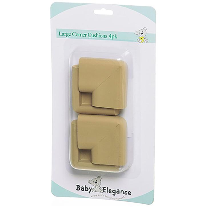 Baby Elegance Soft Corner Cushion Large