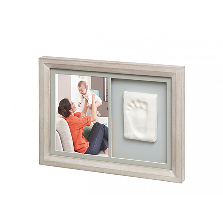 Baby Art - Tiny Touch Wall Print Frame Stormy