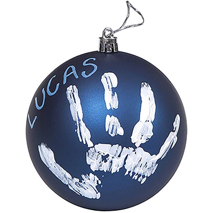 Baby Art - My Christmas Fairy Bauble - Blue