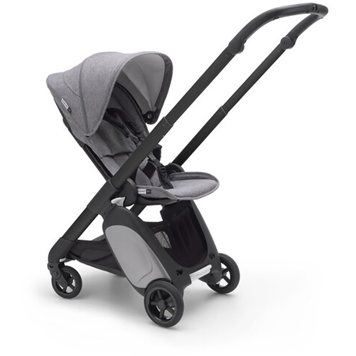 Bugaboo Ant - Black Chassis Grey Grey
