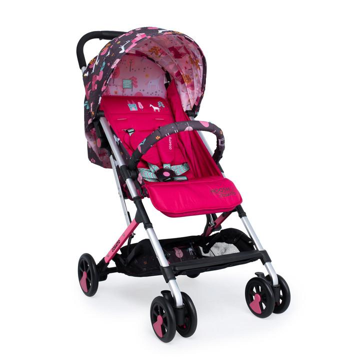 Cosatto Woosh 2 Compact Stroller - Unicorn Land