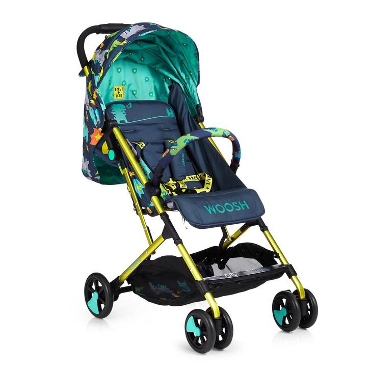 Cosatto Woosh 2 Compact Stroller - Dragon kingdom