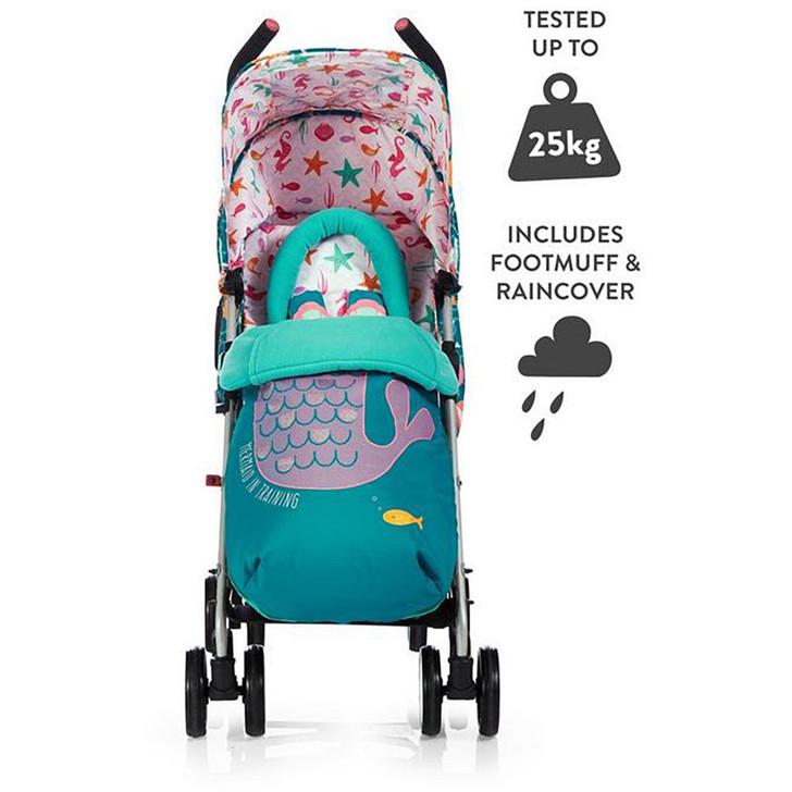 Cosatto Supa Stroller - Mini Mermaids