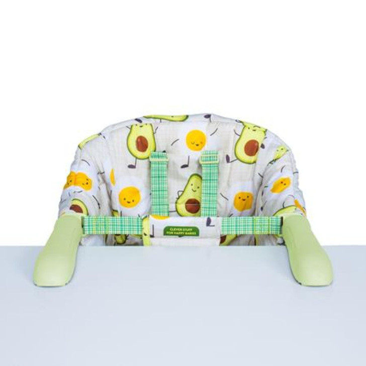 Cosatto Travel High chair - Strictly Avocados