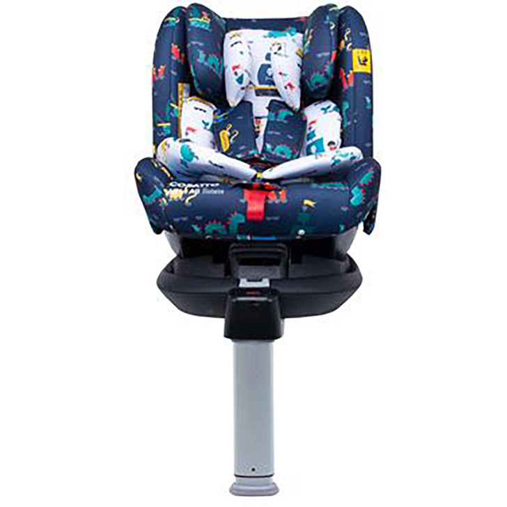 Cosatto All In All Rotate Group 0+/1/2/3 ISOFIX Car Seat - Sea Monster