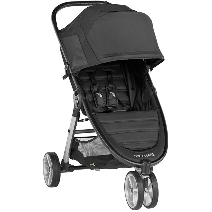 City Mini 2 Stroller - Jet