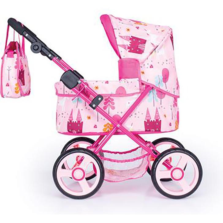 Cosatto Pink Dolls Pram