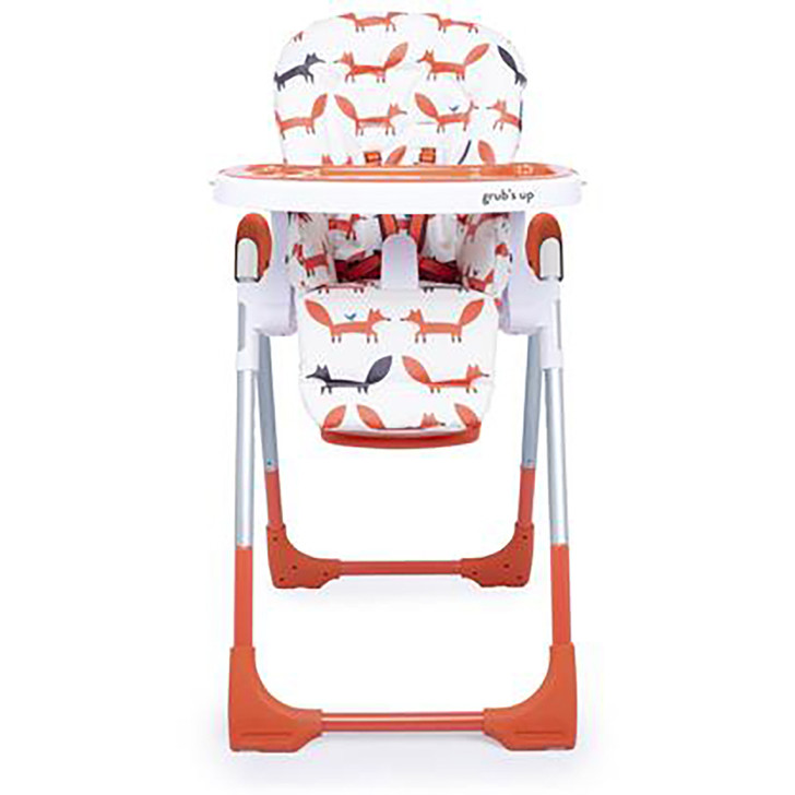 Cosatto Noodle 0+ Baby Highchair - Mister Fox