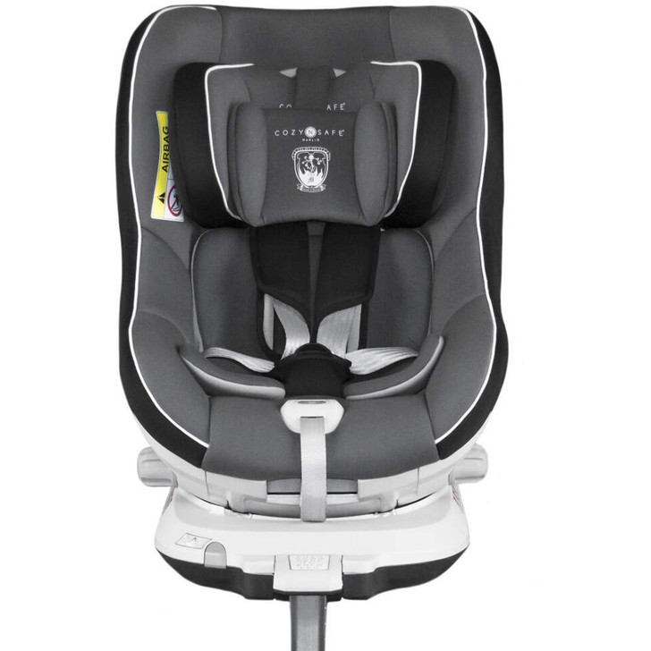 Cozy N Safe Merlin Group 0+/1 Car Seat - Grey/Black