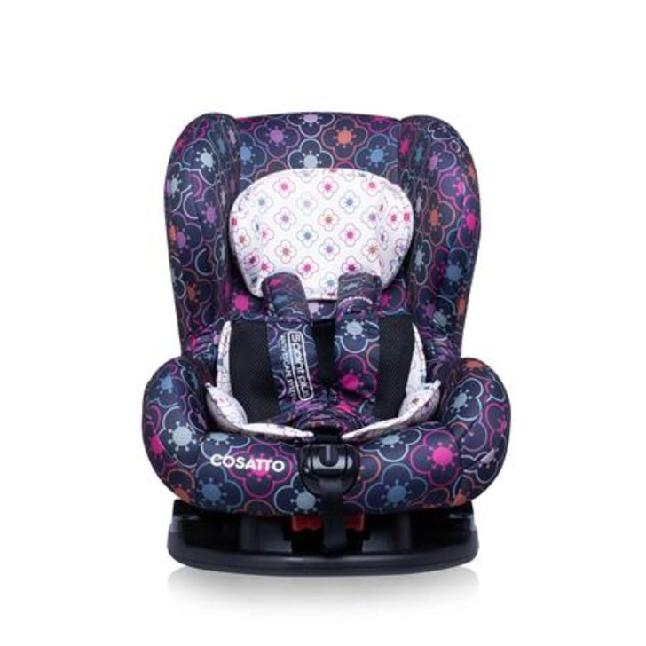 Cosatto Moova 2 Group 1 Car Seat - Rosie