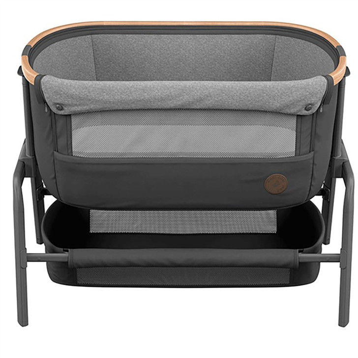 Maxi Cosi Iora Co-Sleeper Crib - Essential Graphite