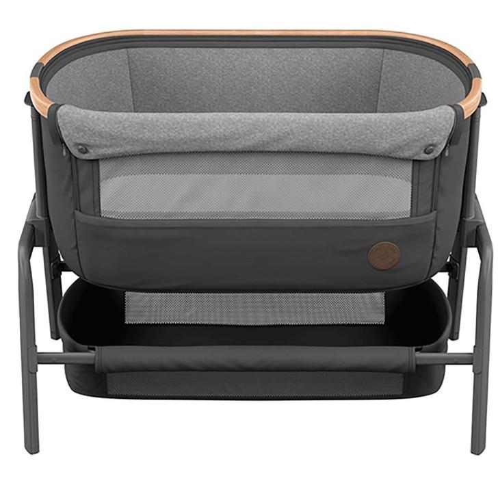 Maxi Cosi Iora Co-Sleeper Crib - Essential Graphite