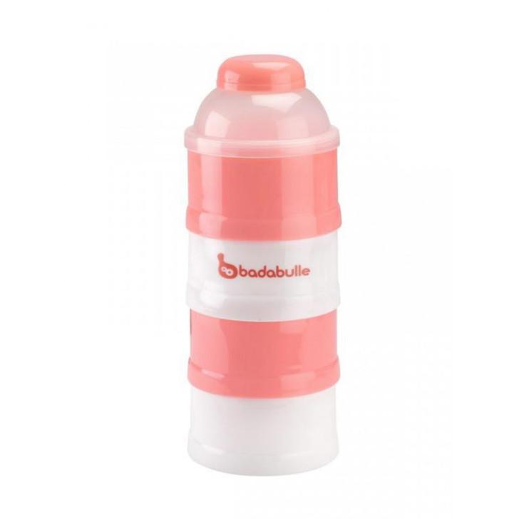 Babymoov babydose storage containers - coral