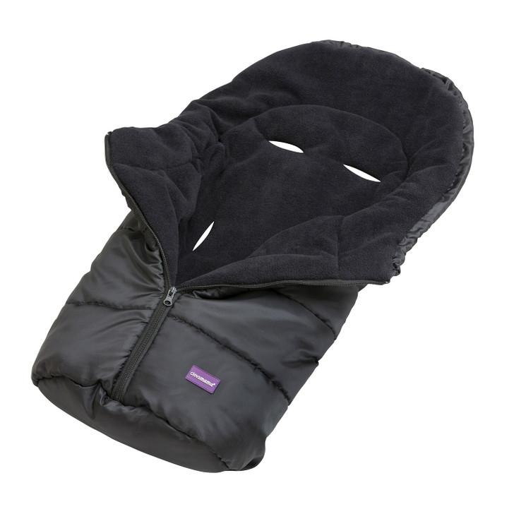 Clevamama Car Seat Footmuff - Black