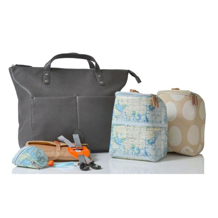 Pacapod Saunton Bag - Pewter