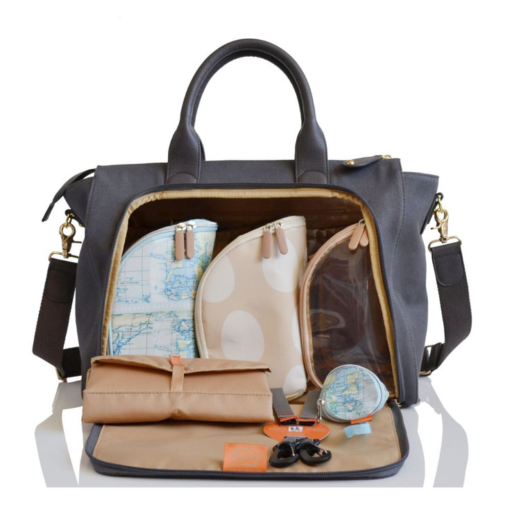 Pacapod Croyde Bag - Pewter
