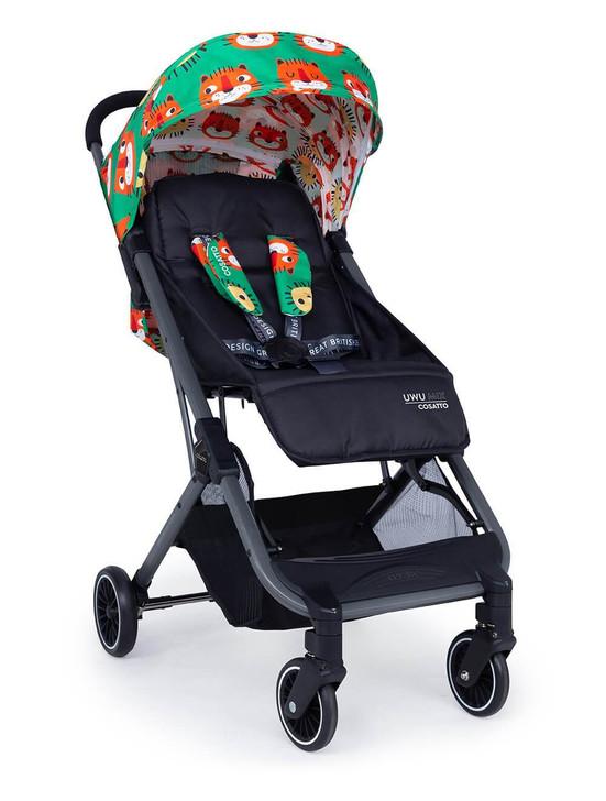 Cosatto Uwu Mix Compact Stroller - Easy Tiger