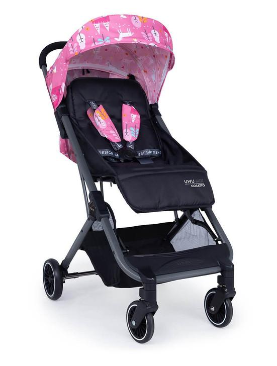 Cosatto Uwu Mix Compact Stroller - Candy Unicorn Land
