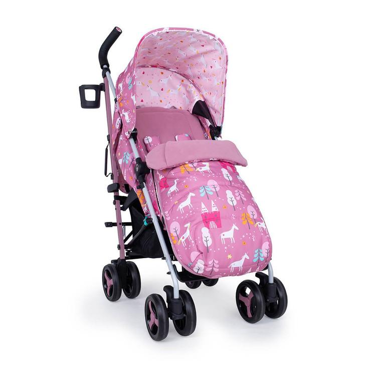 New Cosatto Supa 3 Stroller - Unicorn Land