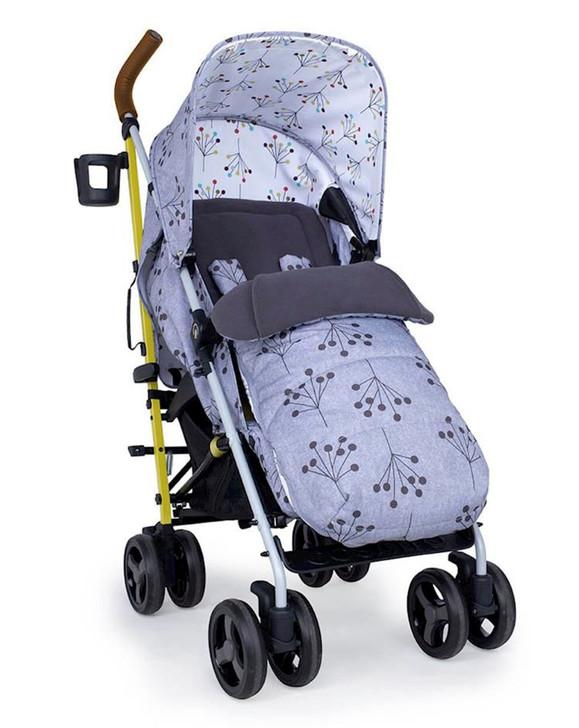 Cosatto Supa 3 Stroller - Hedgerow